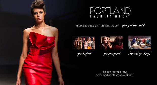 Portland Fashion Week Spring 2014 Show