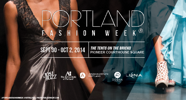 Portland Fashion Week Fall 2014