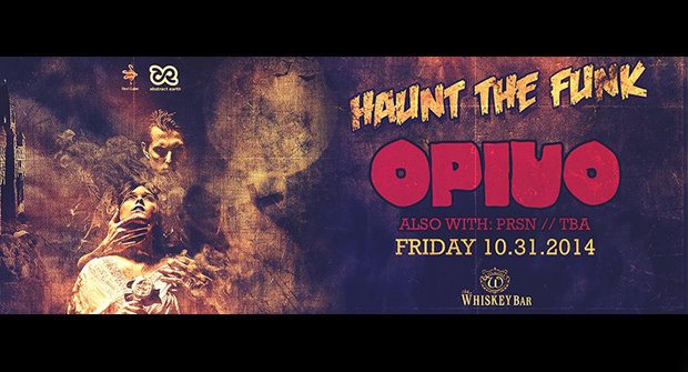 Red Cube Presents – Opiuo –