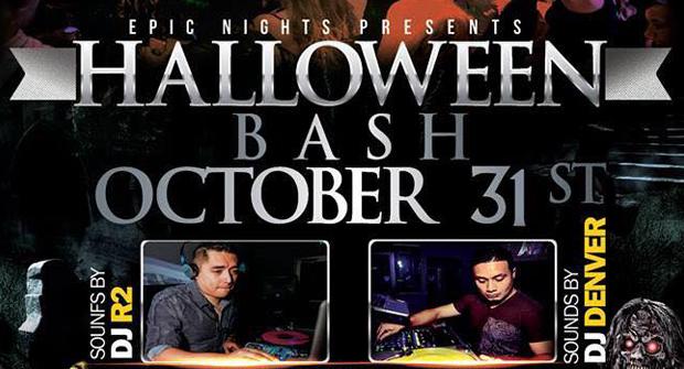 Trio Club Halloween Bash