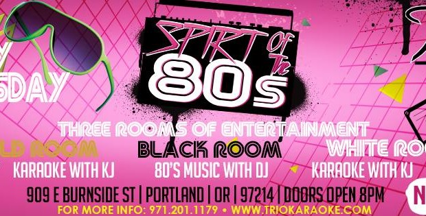 sprit of the 80′s