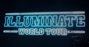 Illuminate World Tour